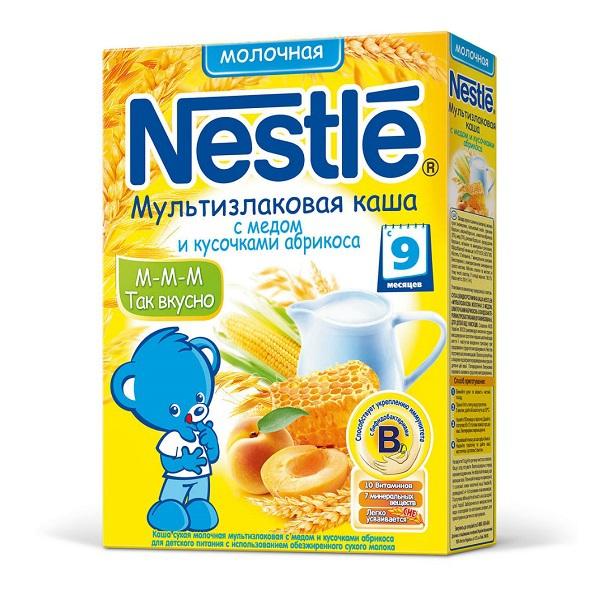 Каша молочная Nestle Детский мир 108.000