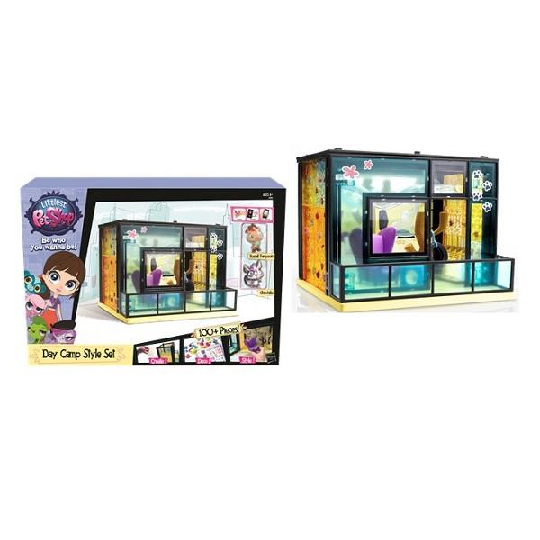 Игровой набор Littlest Pet Shop Детский мир 1999.000