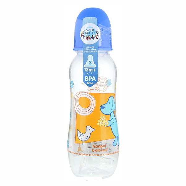 Бутылочка пластиковая Canpol Babies Детский мир 195.000