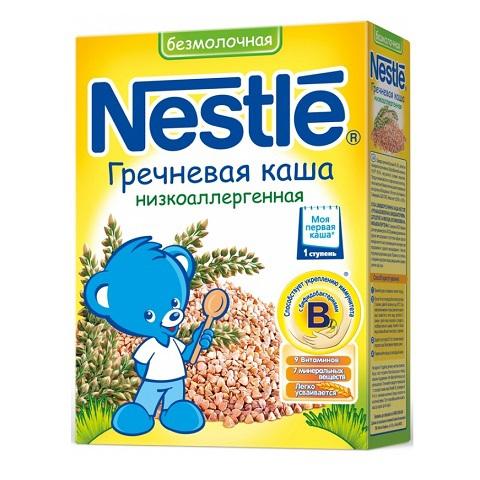 Каша безмолочная Nestle Детский мир 56.000