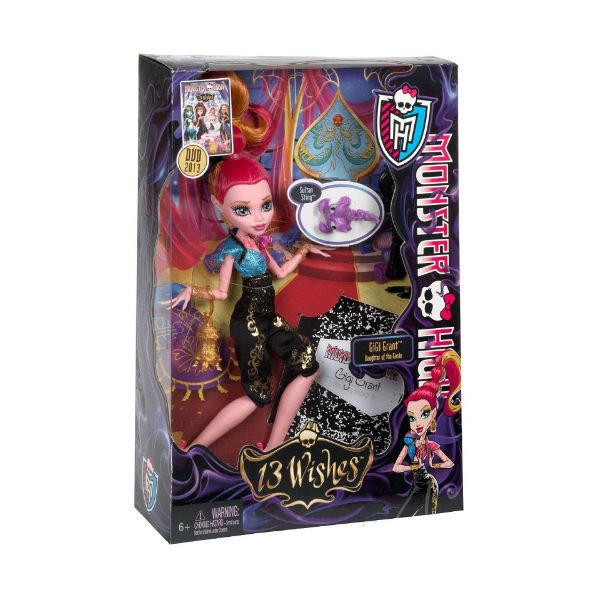 Кукла Monster High Детский мир 1599.000