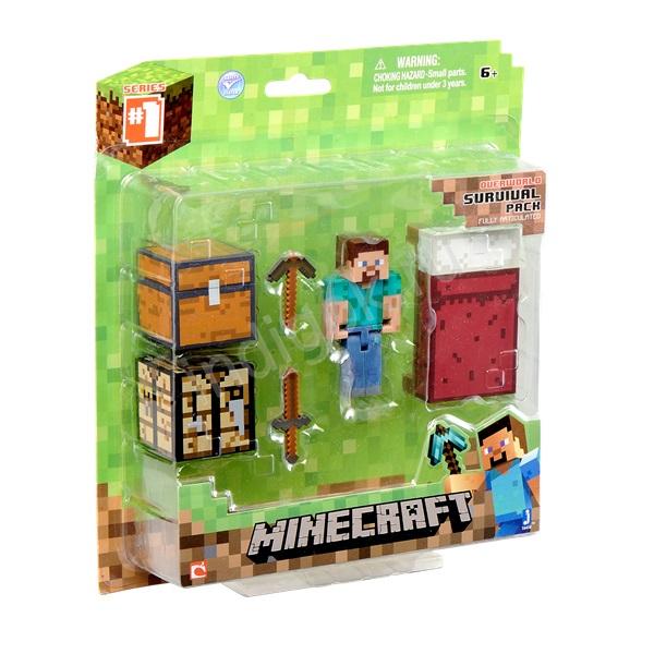Игровой набор Minecraft Детский мир 1250.000