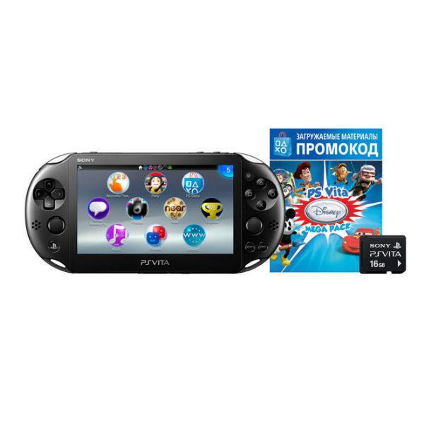 Комплект PS Vita 2000 Sony CEE Детский мир 9999.000