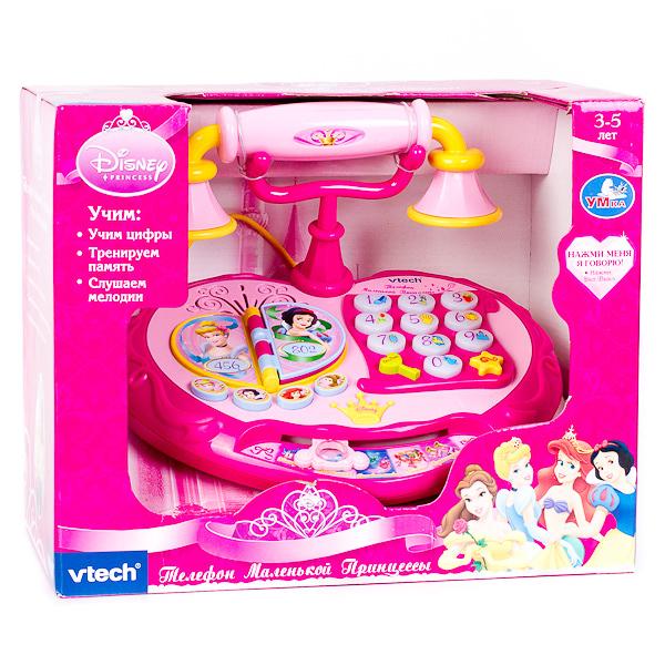 Обучающий телефон маленькой принцессы Vtech Детский мир 2099.000