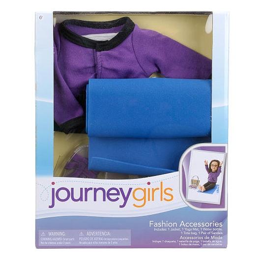 Набор аксессуаров Journey Girls Детский мир 599.000