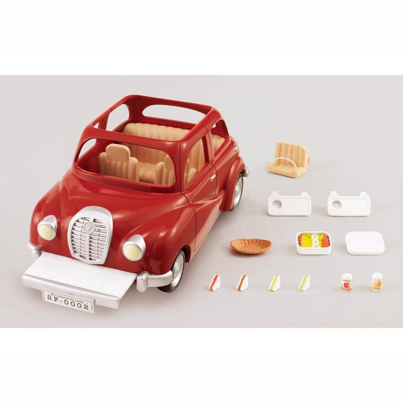 Семейный автомобиль Sylvanian Families Детский мир 1199.000