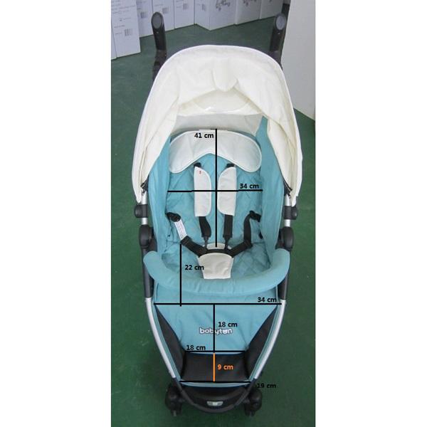 Прогулочная коляска Babyton Детский мир 4590.000