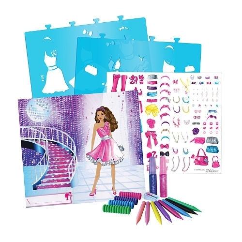 Большой набор для творчества Fashion Angels Детский мир 895.000