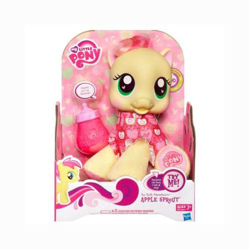Мягкие пони My Little Pony Детский мир 1199.000