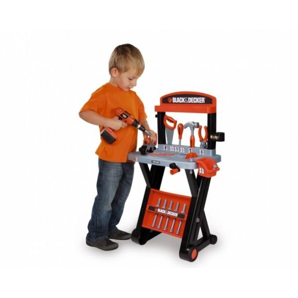 Ремонтная мастерская Smoby Детский мир 2699.000
