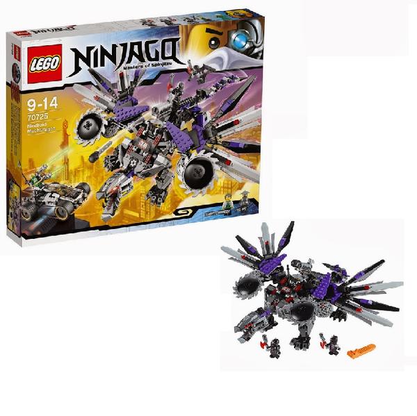 Конструктор LEGO Детский мир 3399.000