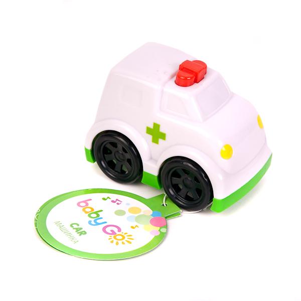 Машинка BabyGo Детский мир 99.000