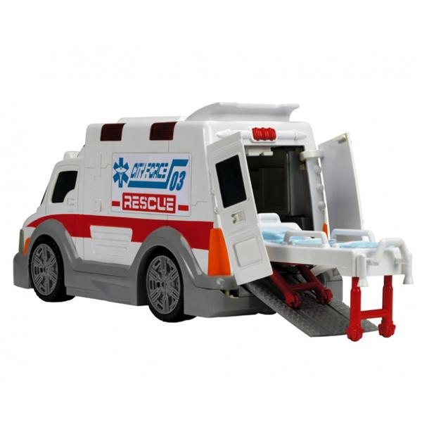 Машина скорой помощи Simba Детский мир 490.000