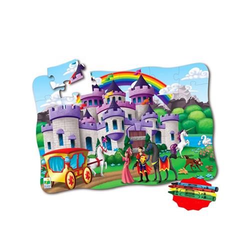 Пазл двухсторонний Learning Journey Детский мир 699.000