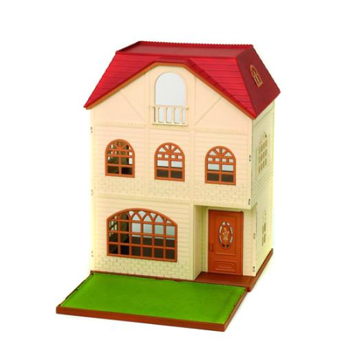 Трехэтажный дом Sylvanian Families Детский мир 2299.000