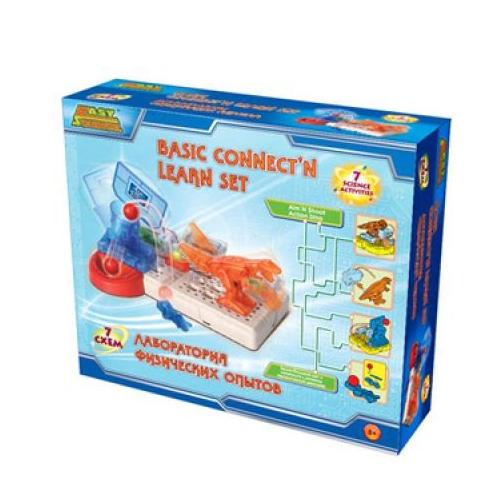 Набор для научных экспериментов Toys Lab Детский мир 1199.000