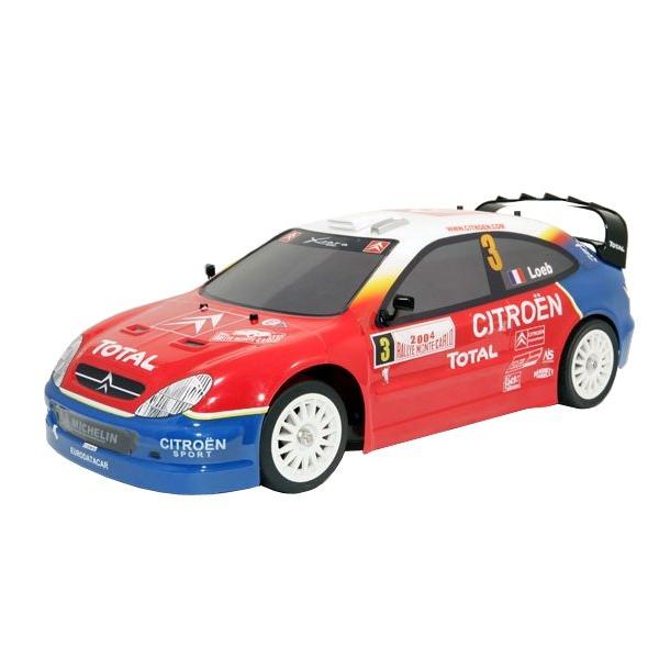 Машинка р/у Citroen Xsara WRC 1:16