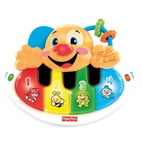 Пианино-Щенок Fisher Price Детский мир 1199.000