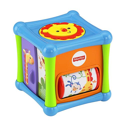 Кубик Fisher Price Детский мир 819.000