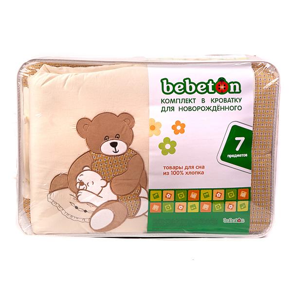 Комплект в кроватку Babyton Детский мир 2990.000