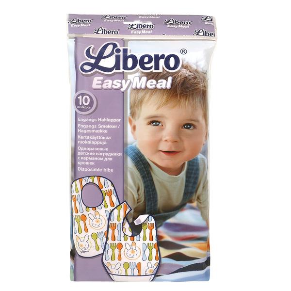 Одноразовые нагрудники Libero Детский мир 129.000