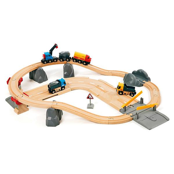 Железная дорога Brio Детский мир 3599.000