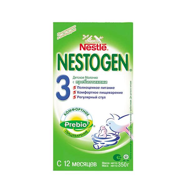 Детское растворимое молочко Nestle Детский мир 205.000