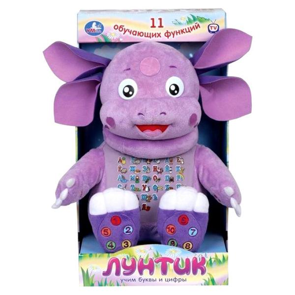 Мягкая развивающая игрушка Лунтик PT International Детский мир 2799.000