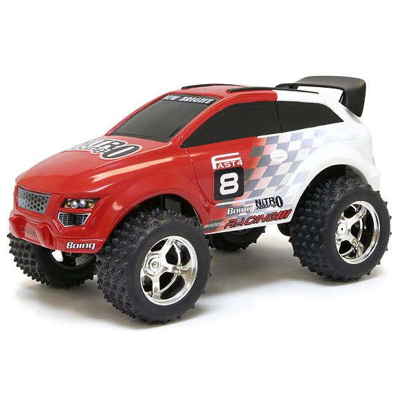 Машина р/у Nitro Racing 1:16 красная