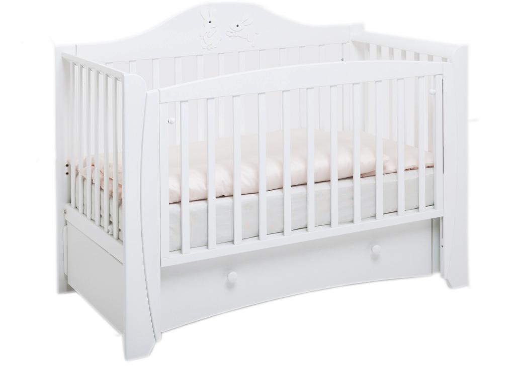 Кроватка Papaloni Детский мир 21490.000