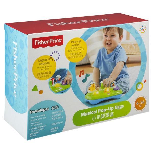 Развивающая игрушка Fisher Price Детский мир 999.000