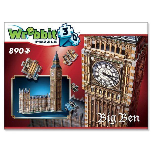 Пазлы 3D Wrebbit Детский мир 1339.000