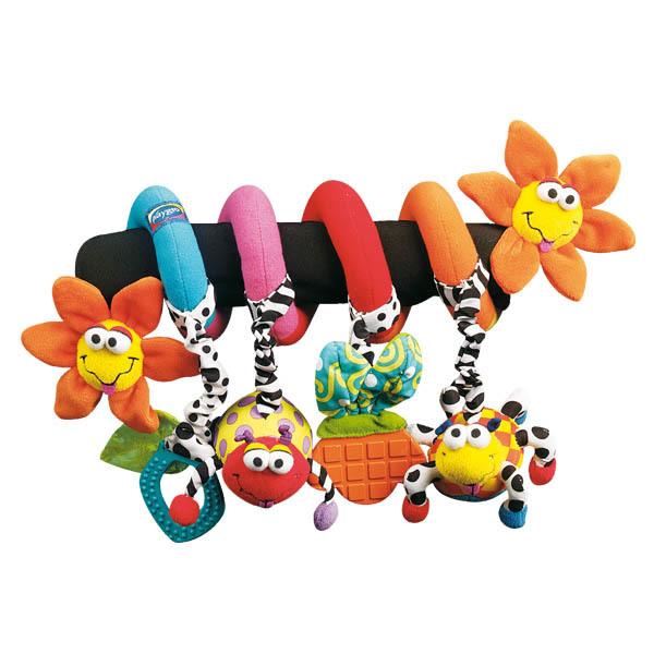 Мягкая игрушка-подвеска на коляску Playgro Детский мир 929.000