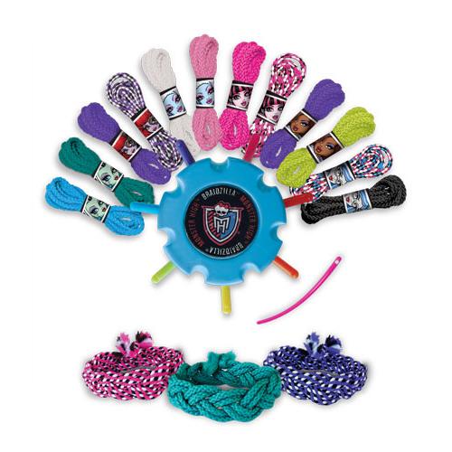 Большой набор для плетения фенечек Fashion Angels Детский мир 885.000