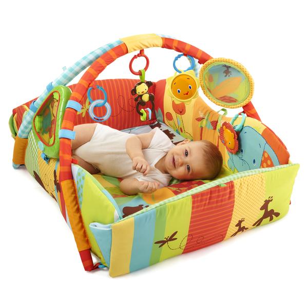 Развивающий коврик Bright Starts Детский мир 4150.000