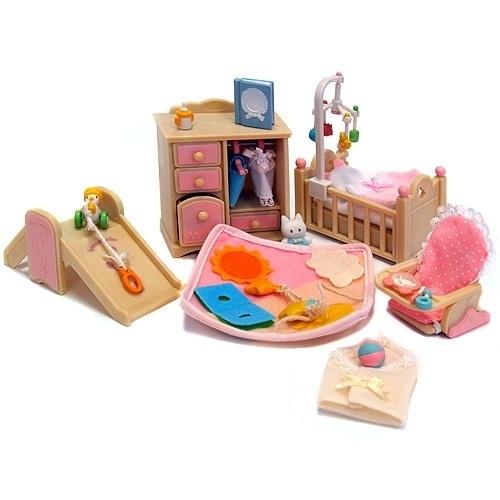 Детская комната Sylvanian Families Детский мир